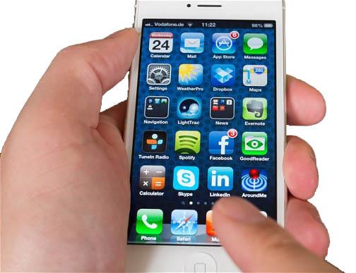 mobile phone app development in orange county