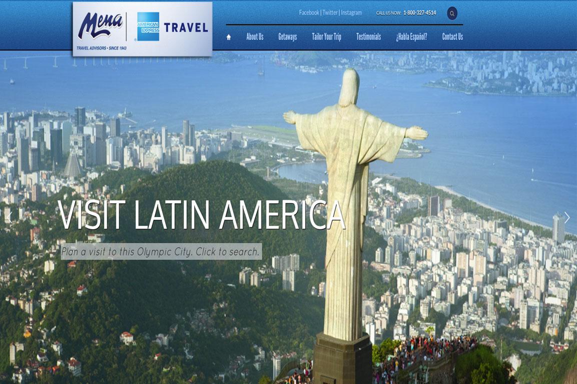 Mena Travel Agency