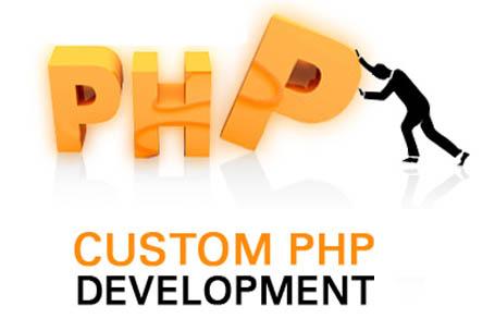 custom php development in Orange County