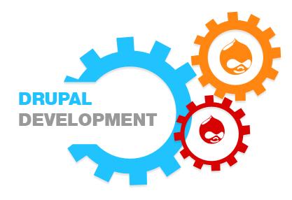 drupal website design services