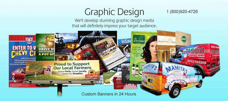 graphic design services in San Clemente, Orange County California
