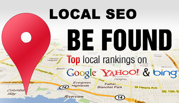 local business marketing in Google
