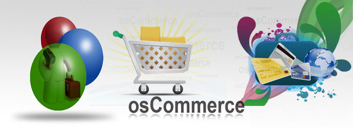 oscommerce website design