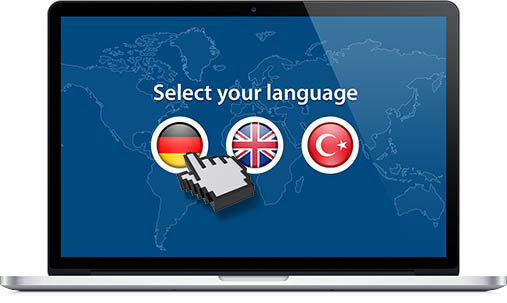 Fast, reliable and affordable Website translation services