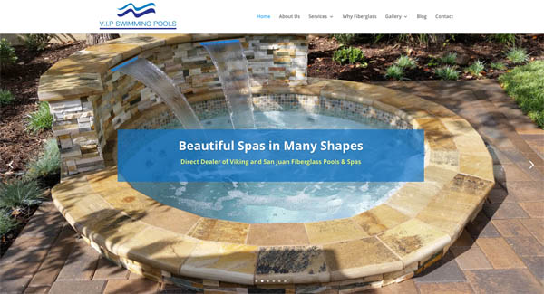 Fiberglass Pools in Orange County