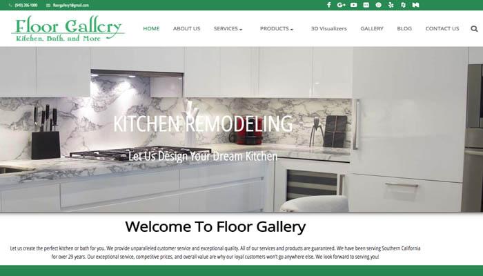 Floor Gallery